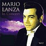 Mario Lanza Mario Lanza In Concert Vol2