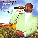 Hopeton Lewis Healing : 42 Years Of Music