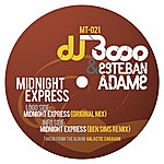 DJ 3000 Midnight Express (2-Track Single)