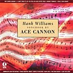 Ace Cannon Hank Williams Songbook By Ace Cannon