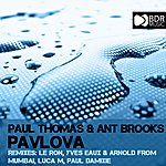 Paul Thomas Pavlova (4-Track Maxi-Single)