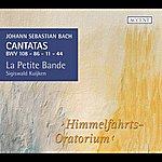 Sigiswald Kuijken Bach: Cantatas - Bwv 108, 86, 11 & 44