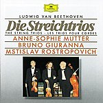 Anne-Sophie Mutter Beethoven: The String Trios