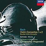 Jaap Schröder Bach, J.s.: Violin Concertos 1 & 2