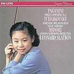 Midori Paganini: Violin Concerto No.1/Tchaikovsky: Sérénade Mélancolique; Valse-Scherzo