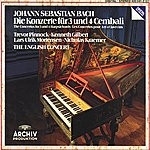 The English Concert Bach, J.s.: Concertos For 3 And 4 Harpsichords