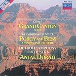 Detroit Symphony Orchestra Grofé: Grand Canyon Suite/Gershwin: Porgy & Bess