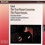 Sviatoslav Richter Liszt: The Two Piano Concertos/The Piano Sonata