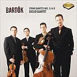 Euclid Bartok: String Quartets Nos. 2, 4 & 6