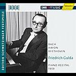 Friedrich Gulda Friedrich Gulda: Piano Recital (Schwetzinger Festspiele Edition, 1959)