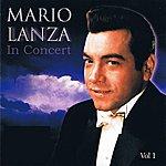 Mario Lanza Mario Lanza In Concert Vol1