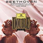 Wiener Philharmoniker Beethoven: Symphonies No.1, Op. 21 & No.2, Op. 36 & No.4, Op. 60 & No.5, Op. 67