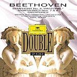 """Wiener Philharmoniker Beethoven: Symphonies Nos. 6 """"Pastoral"""", 7 & 8; Overtures (2 CDs_"""