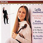 Leila Josefowicz Tchaikovsky/Sibelius: Violin Concertos