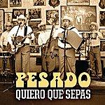 Pesado Quiero Que Sepas (Live At Nuevo León México / 2009)