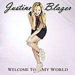 Justine Blazer Welcome To My World