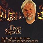 Don Sprik Nighttime Businessman