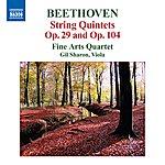 Fine Arts Quartet Beethoven: String Quintets, Op. 29 & 104 - Fugue, Op. 137