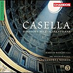 Gianandrea Noseda Casella: Symphony No. 2 / Scarlattiana
