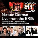 Blake Nessun Dorma (Live From The Brits) (Single)