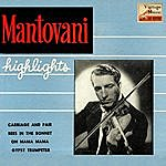 Mantovani & His Orchestra Vintage Dance Orchestras No. 164 - EP: Highlights