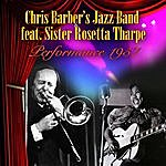 Chris Barber's Jazz Band Performance 1957