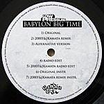 Low Pressure Babylon Big Time