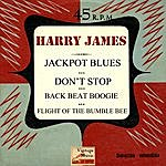 """Harry James & His Orchestra Vintage Dance Orchestras Nº 124 - Eps Collecto """"dancing, Don't Stop"""""""