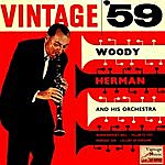 """Woody Herman & His Orchestra Vintage Dance Orchestras Nº 133 - Eps Collectors """"vintage '59"""""""