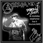 Daevid Allen Live At The Knitting Factory