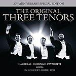 José Carreras The Three Tenors - In Concert - 20th Anniversary Edition