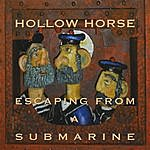 Hollow Horse Escaping From A Submarine