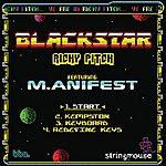 Richy Pitch Black Star (Feat. M.anifest) (2-Track Single)