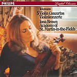 Iona Brown Telemann: Five Violin Concertos