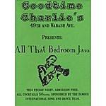 Christopher Wilson All That Bedroom Jazz