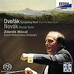 Czech Philharmonic Orchestra Dvorak Symphony No.9 ''from The New World'' Etc.