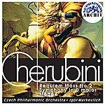 Igor Markevitch Cherubini: Requiem Mass No. 2, Symphony In D Major No. 6, Medee