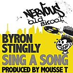Byron Stingily Sing A Song (3-Track Maxi-Single)