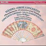 "Heinz Holliger Handel: Oboe Concertos Nos.1-3/Concerto Grosso ""Alexander's Feast"" Etc."