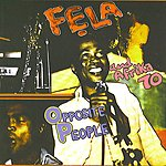Fela Kuti Opposite People (2-Track Single)