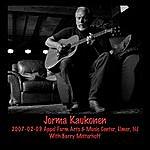 Jorma Kaukonen 2007-02-09 Appel Farm Arts & Music Center, Elmer, Nj