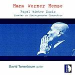 David Tanenbaum Royal Winter Music