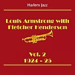 Fletcher Henderson & His Orchestra Harlem Jazz (Louis Armstrong With Fletcher Henderson Volume 2 1924-25)