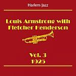 Fletcher Henderson & His Orchestra Harlem Jazz (Louis Armstrong With Fletcher Henderson Volume 3 1925)