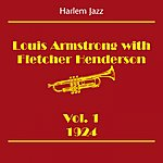 Fletcher Henderson & His Orchestra Harlem Jazz (Louis Armstrong With Fletcher Henderson Volume 1 1925)