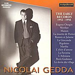 Nicolai Gedda The Early Records (1952-1956)