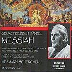 Hermann Scherchen Georg Friedrich Händel : Messiah