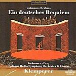 Elisabeth Grümmer Johannes Brahms : Ein Deutsches Requiem