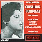 Wolfgang Sawallisch Pietro Mascagni : Cavalleria Rusticana