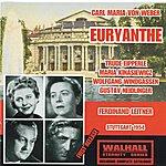 Ferdinand Leitner Carl Maria Von Weber : Euryanthe